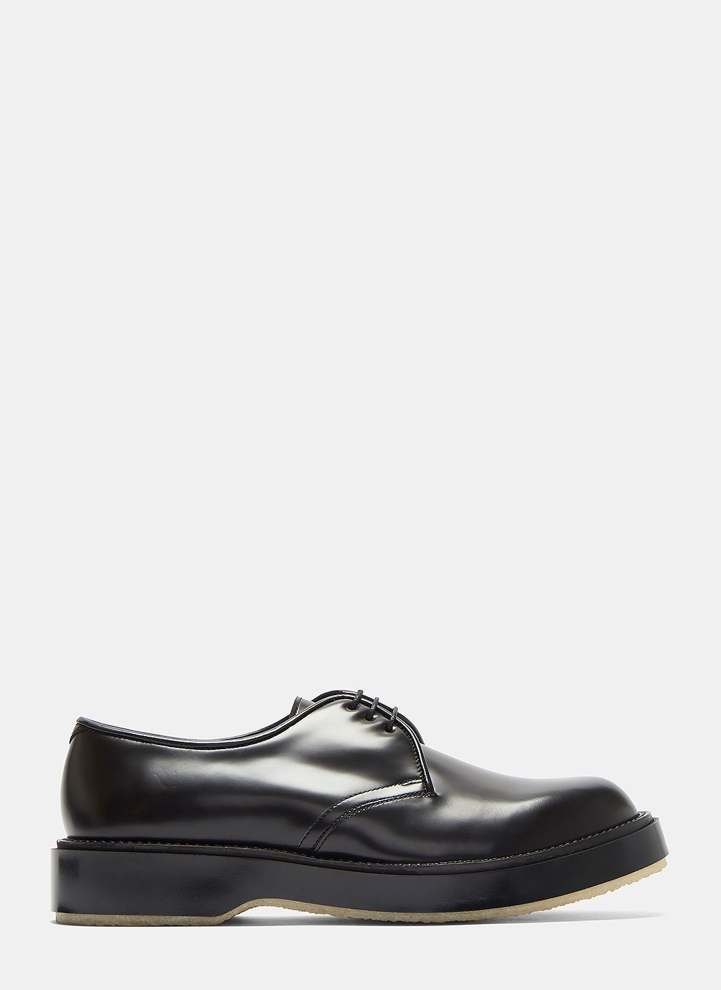 ADIEU PARISType 116 Creeper Derby Shoes 0eoVLg2R49