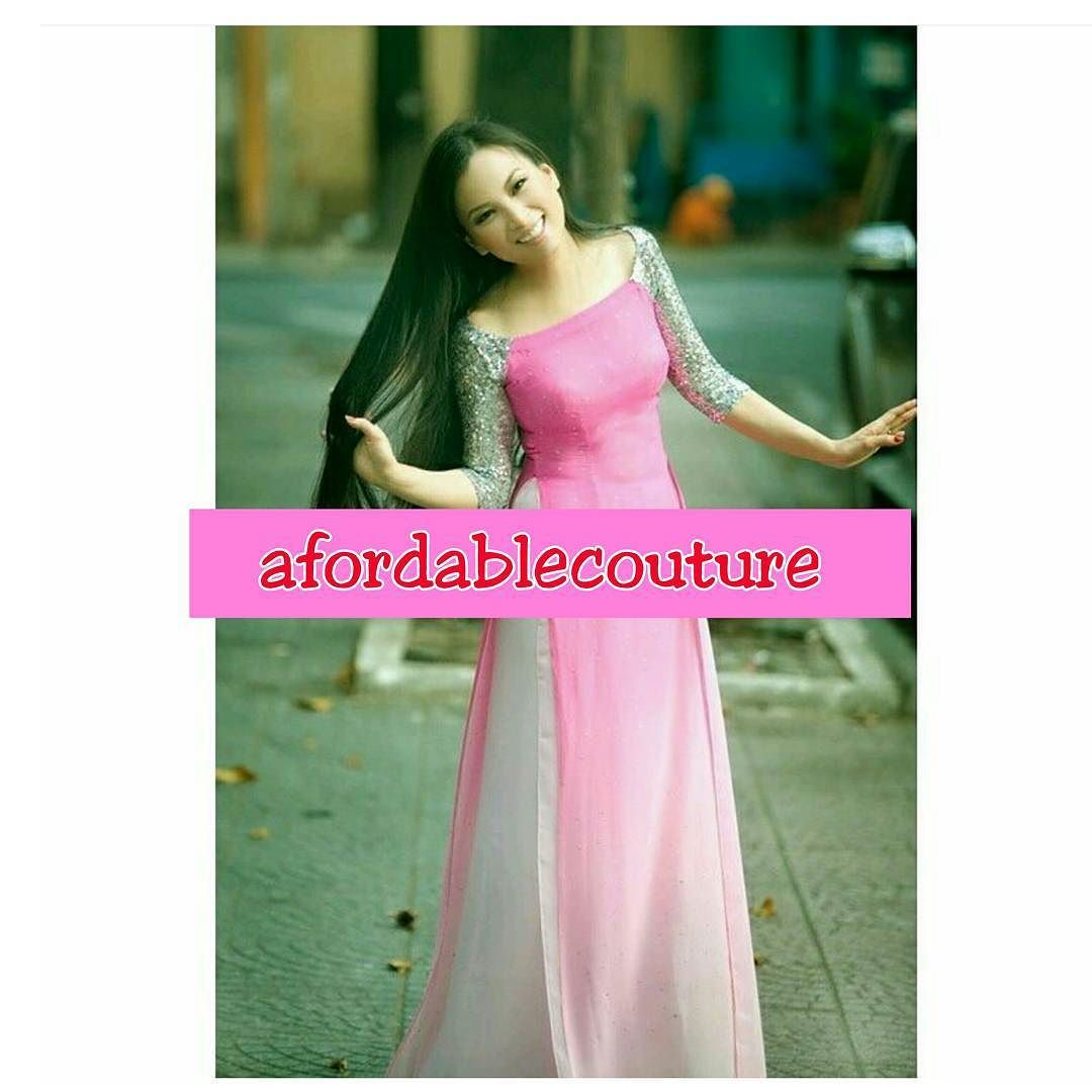Ombre princess dress. 3200rs by afordablecouture | Instagram Fashion ...