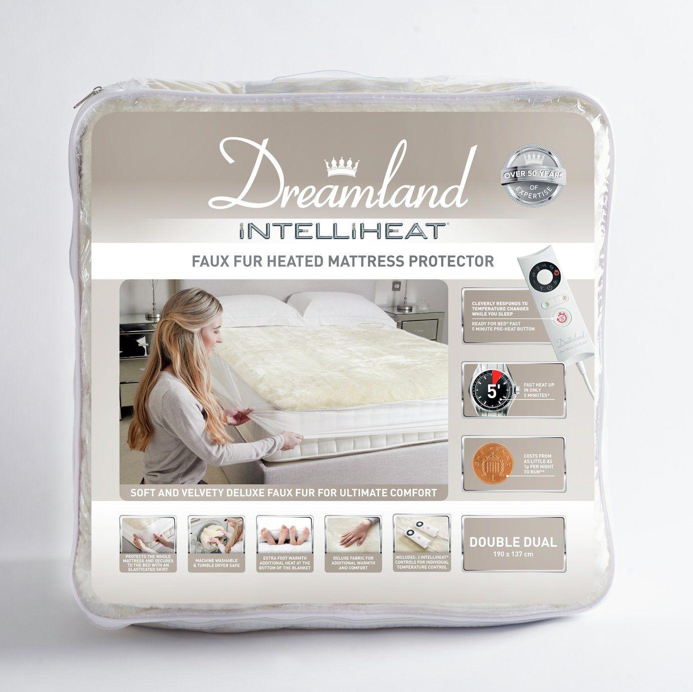 Buy Dreamland Heated Mattress Protector