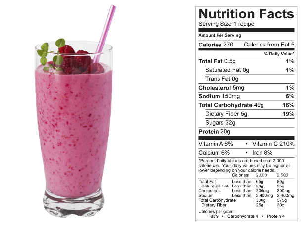 Thank You Recipe Whey Protein Recipes Protein Smoothie Recipes Fruit Juice Smoothie