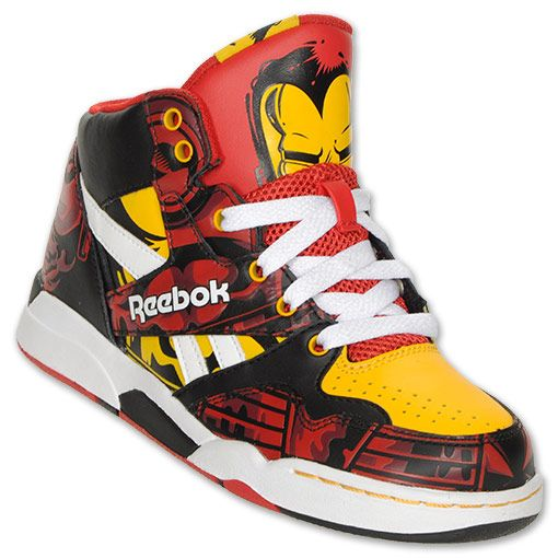 reebok high tops kids