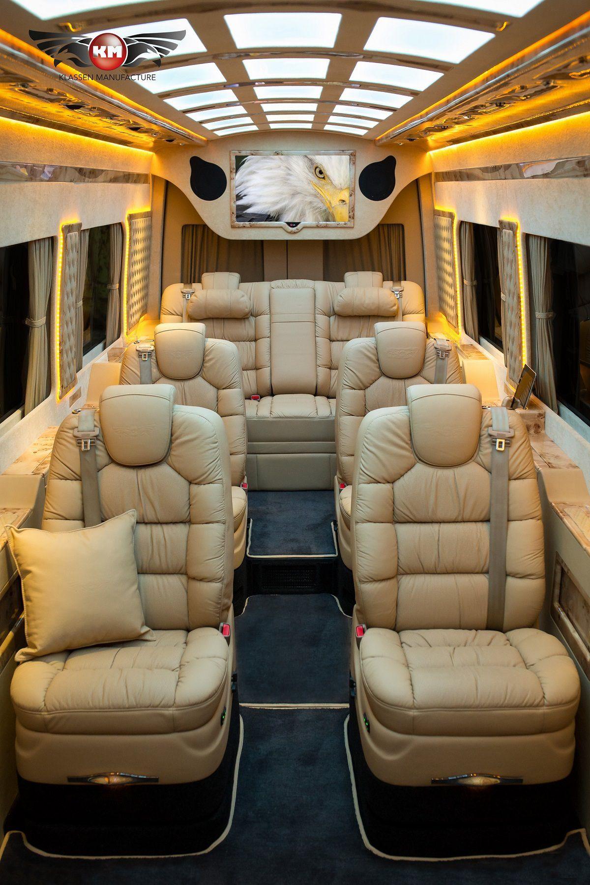 Klassen Manufacture Luxury Vip Cars Vans And Busses Mercedes