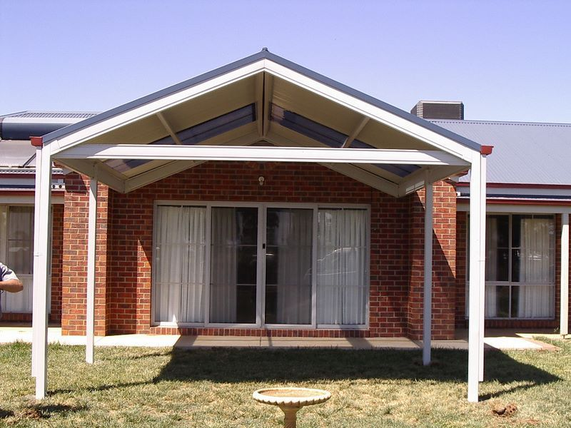 Pergolas Plus Outdoor Living Gable Roof No Cross Tie On