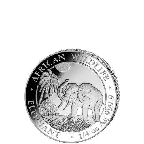 2017 1 4 Oz Somalian Silver Elephant Coins From Jm Bullion Gold Elephant Silver Elephants American Eagle Gold Coin