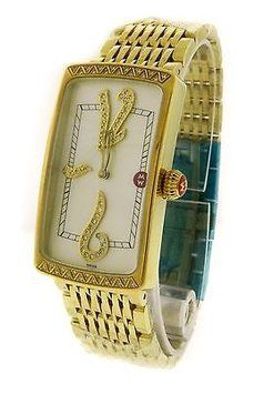 Michele Watch. Get the lowest price on Michele Watch and other fabulous designer clothing and accessories! Shop Tradesy now