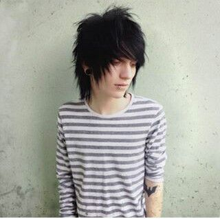 Scene Hairstyles For Guys At Yahoo Search Results Emo Hair Long Hair Styles Long Hair Styles Men