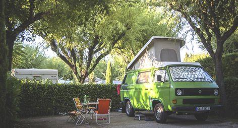 Le Camping Monplaisir vous accueille à Saint Rémy de ...