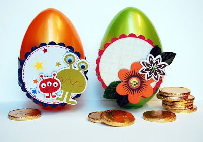 BoBunny: Easter Treat Holders