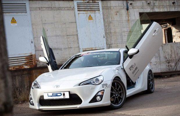 25 Wild Cars With Lambo Doors Toyota Gt86 Lambo Toyota