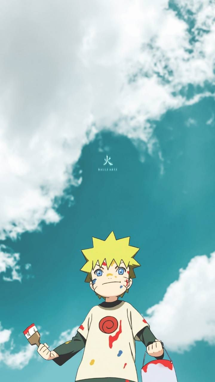 Naruto kid wallpaper by Ballz_artz - 58a9 - Free on ZEDGE™