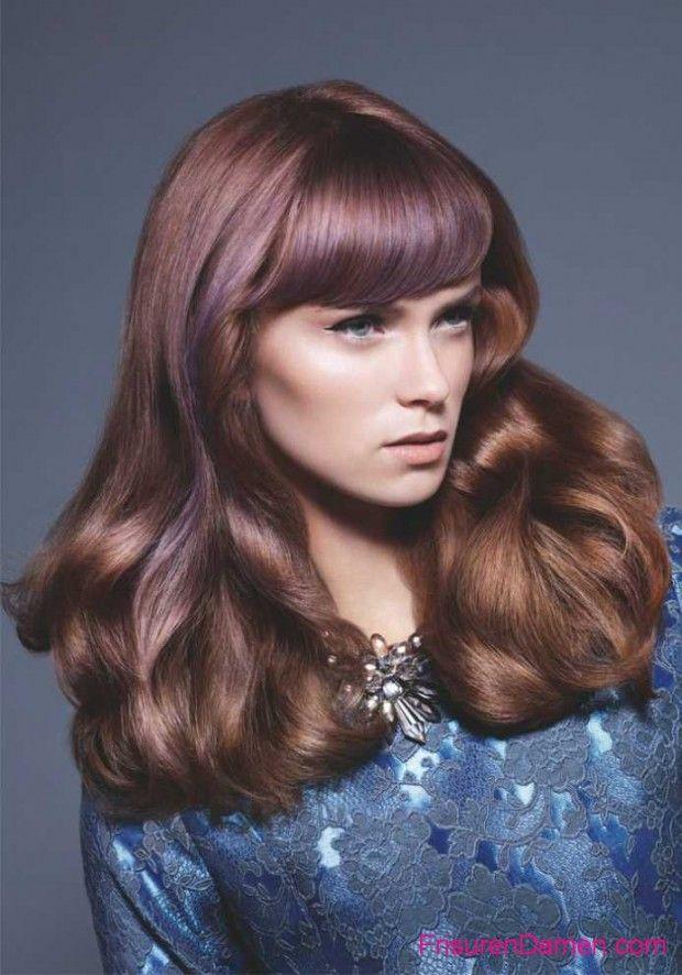 locken frisuren 2015 haarfarben #lockenfrisuren #frisuren