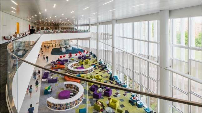 ALAIIDA Library Interior Design Award Design awards