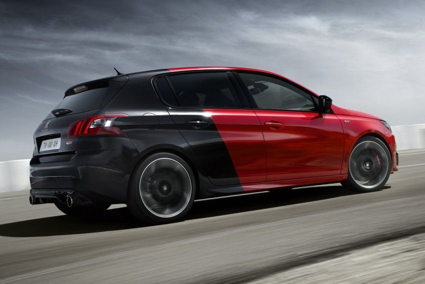 2016 Peugeot 308 Gti Review Muscular Gallic Rooster Peugeot