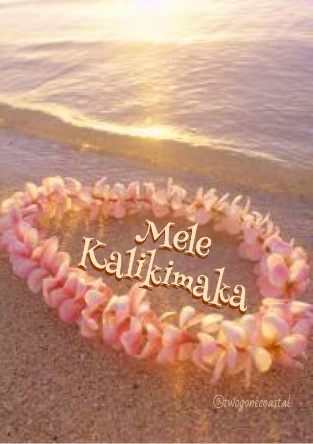 Christmas Hawaiian Style - Mele Kalikimaka Hawaii Pinterest