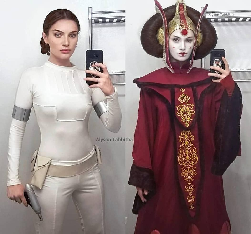 that is some amazing cosplay