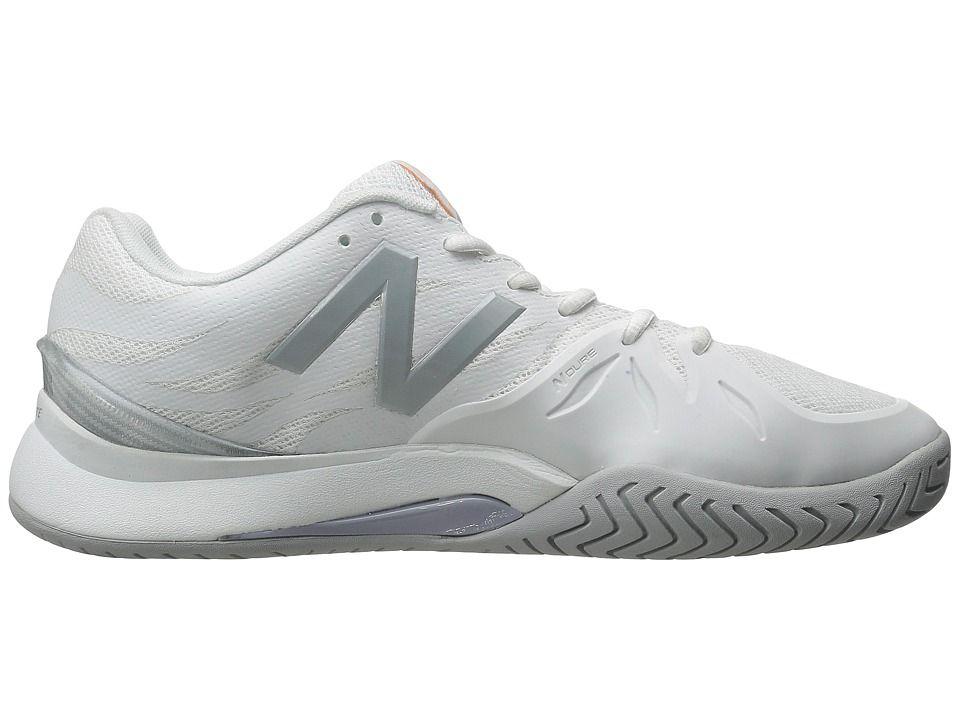 New Balance WC1296v2 Women's Tennis Shoes White/Grey
