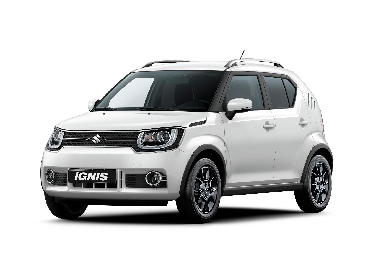 2016 Suzuki Ignis Vysokij Klirens Na Kazhdyj Den Suzuki Cars