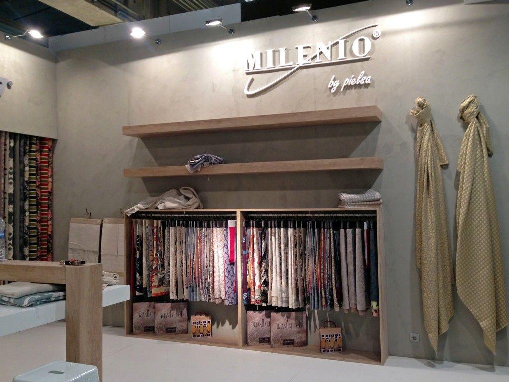 stands para ferias textiles