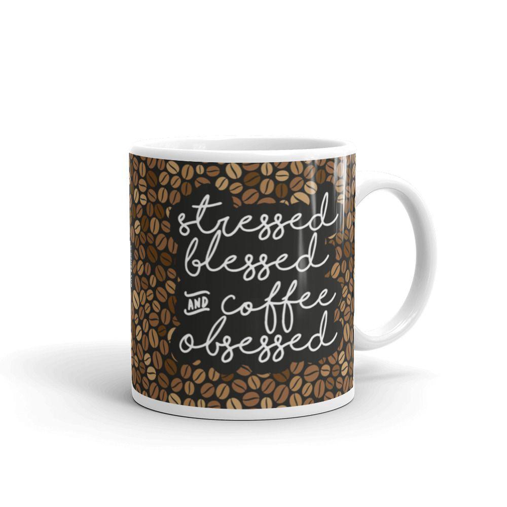 Coffee Obsessed Mug Mugs Coffee Mugs Funny Coffee Mugs