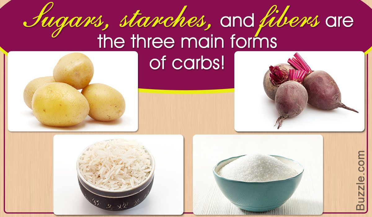 A List of Foods With Complex Carbohydrates You Don't Want