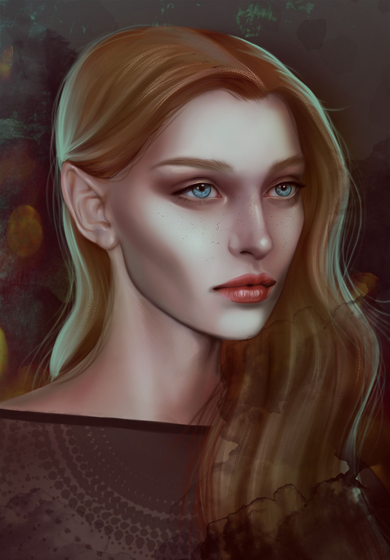 Archeron Sisters From A Court Of Thorns And Roses Nesta Elain