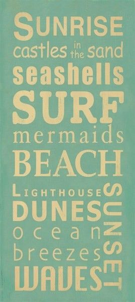 Surf Signs Decor Custom Beach & Coastal  Beach & Surf Signs  Beach Sunrise Message Design Ideas
