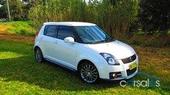 2010 SUZUKI SWIFT RS416 SPORT $15800