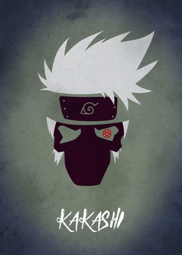 Zabuza Demon Face Kakashi skull  ...