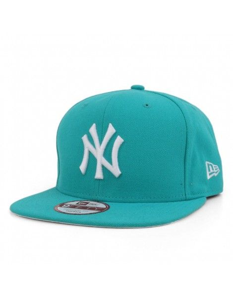 ef37f14bc7942 Boné New Era 9FIFTY Original Fit Snapback New York Yankees Green ...