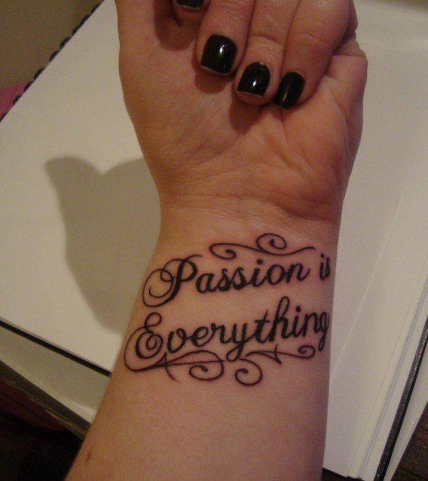 10+ Amazing Tattoo writing styles on wrist image HD