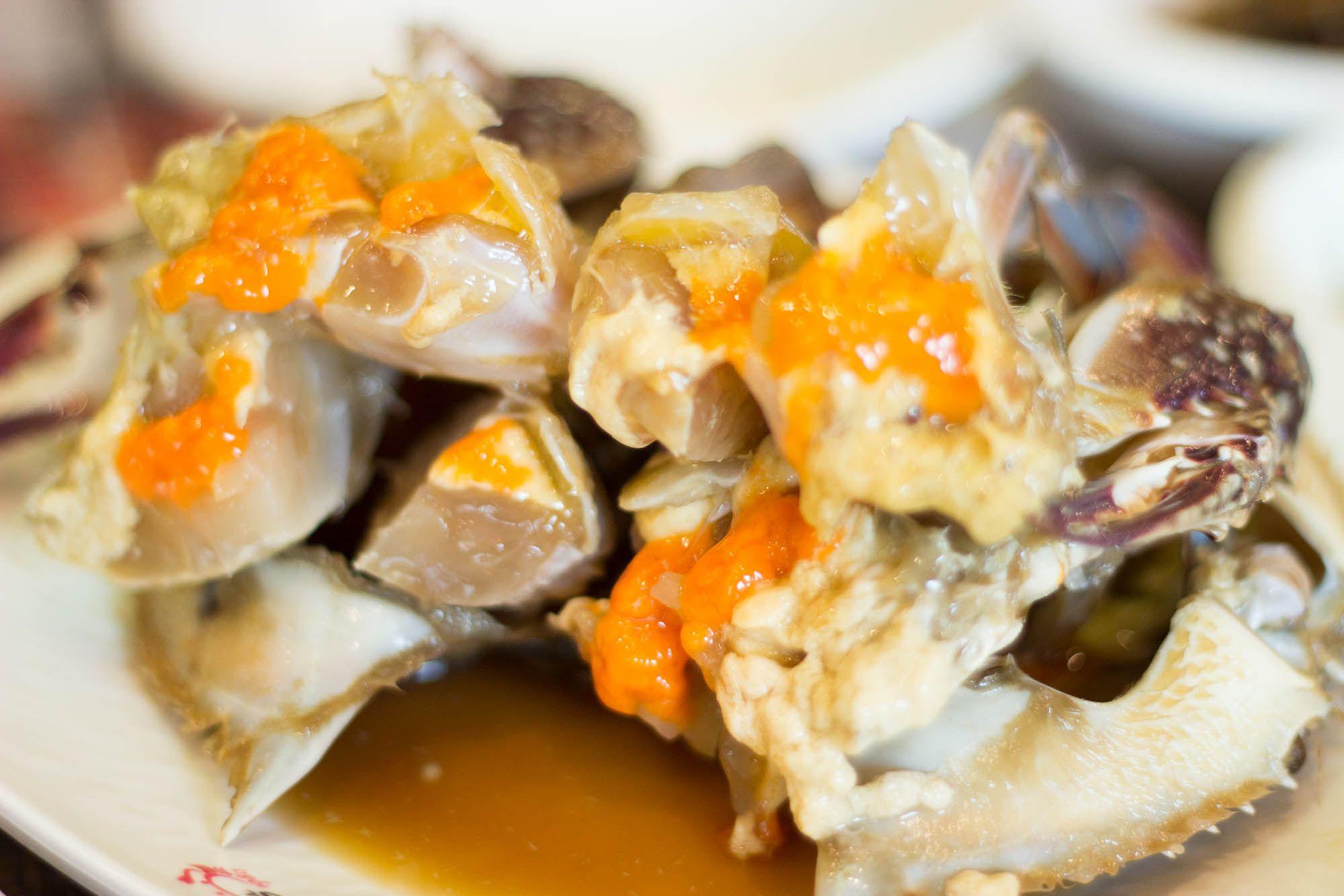 간장게장 @ 프로간장게장. 명불허전-- 정말 맛있지만 가격대가 ㅎㄷㄷ 싸고 맛있는 간장게장집 어디 없나요??? #foodle #신사역 #맛집 #간장게장 #pickledCrabs #koreanFood