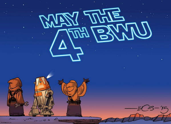 (37) Tweets sobre o marcador #MayThe4thBeWithYou no Twitter