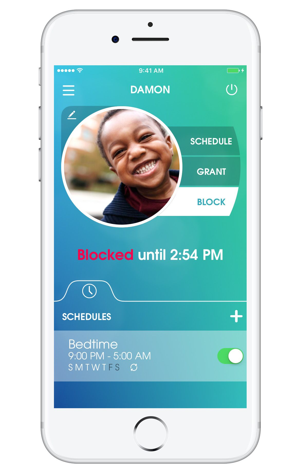 Parental guidance app for iphone