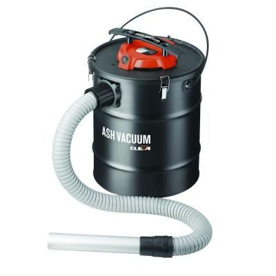 Cleva 5 8 Gal Ash Vacuum With Cartridge Filter And Pre Filter