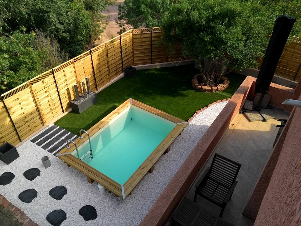 piscine hors sol bois piscine hors sol