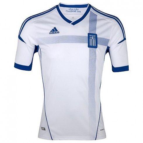 893fc75a5e0f1 La Selección de Grecia Eurocopa 2012 Camiseta futbol  493  - €16.87    Camisetas de futbol baratas online!
