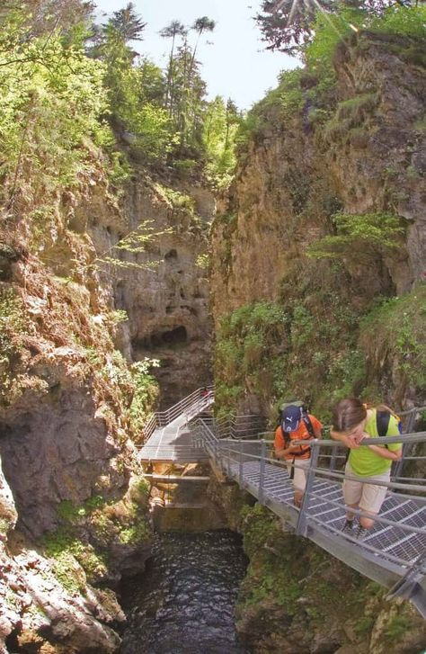 Val Di Non Canyon Di Gorzana Vacanze In Italia Luoghi