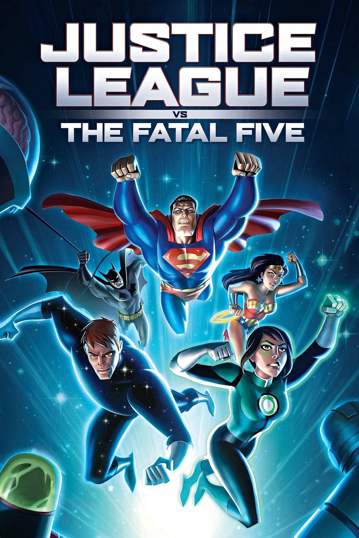 Justice League Vs The Fatal Five Streaming Filmes On Line A Mumia Filme Liga Da Justica