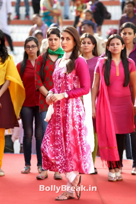 Kareena Kapoor Hd Stills Singham Returns Bollywood Fashion Bollywood Hairstyles Kareena Kapoor