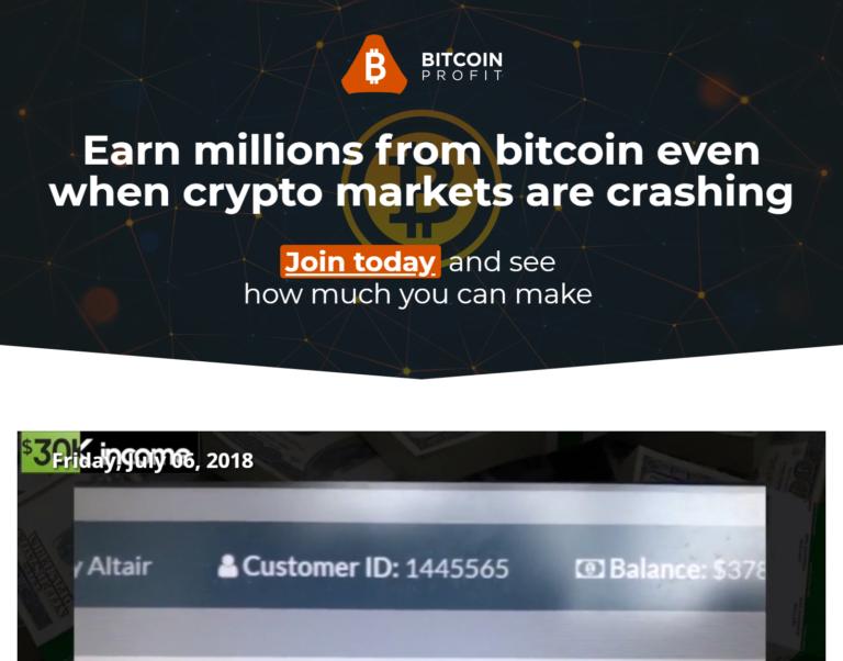 ervaring bitcoin profit