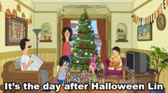 You're not the biggest fan of celebrating holidays.