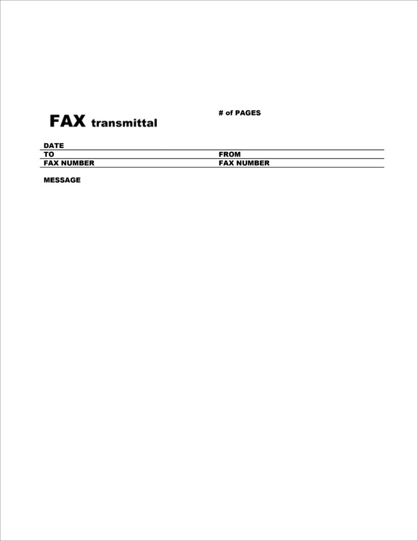 20 Free Fax Cover Templates Sheets In Microsoft Office Docx Letter Templates Cover Sheet Template Cover Letter Template Fax cover sheet microsoft office