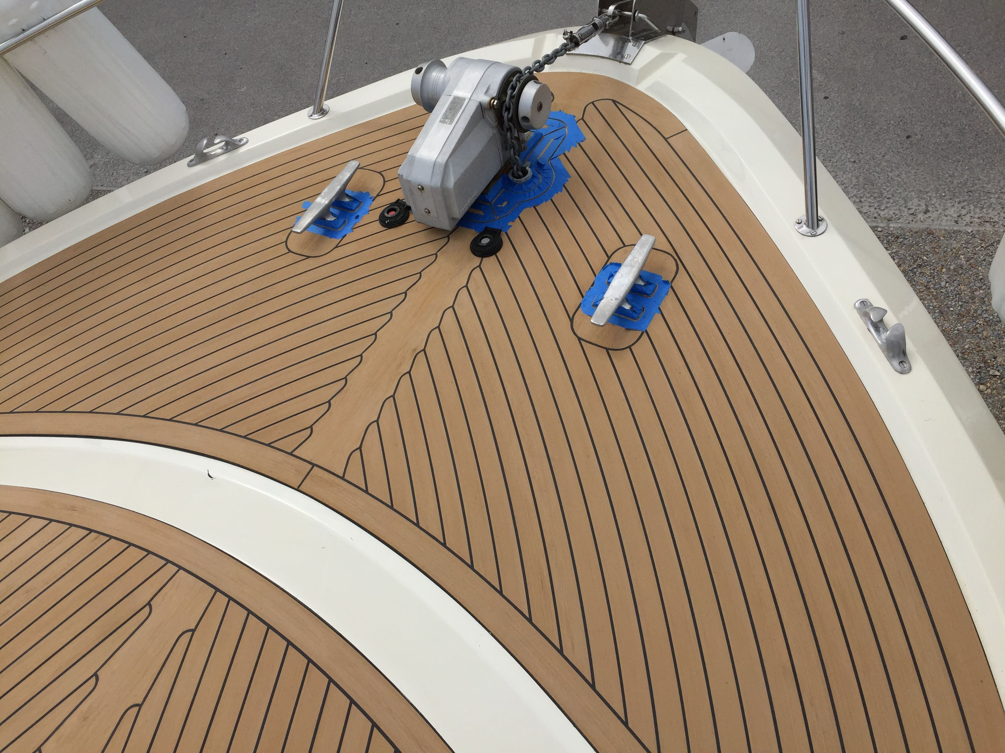 synthetic boat dock decking boat decking flooring