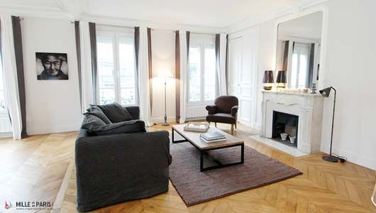 Http Www Milleetunparis Com Fr Appartements Location Meublee Paris Php Reference 08007 Location Vacances Paris A Par Location Meublee Location Appartement