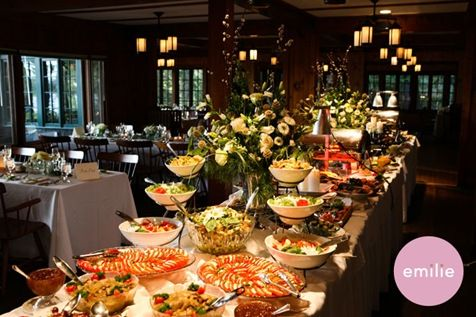 Wedding Buffet Table Pictures Buffet table wedding on