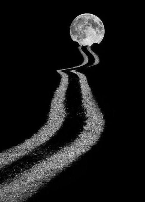 Voy Camino A La Luna Moonlight Shoot The Moon Moon Pictures