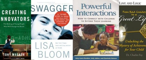 5 Books for Thinking Parents