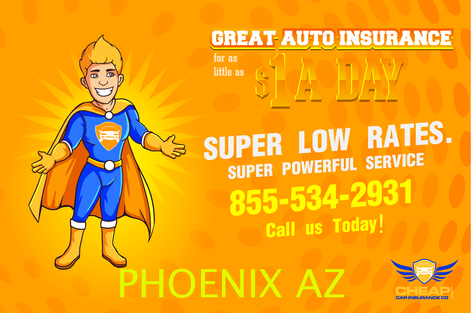 Need To Lower Your Cost We Offer Cheap Car Insurance In Phoenix