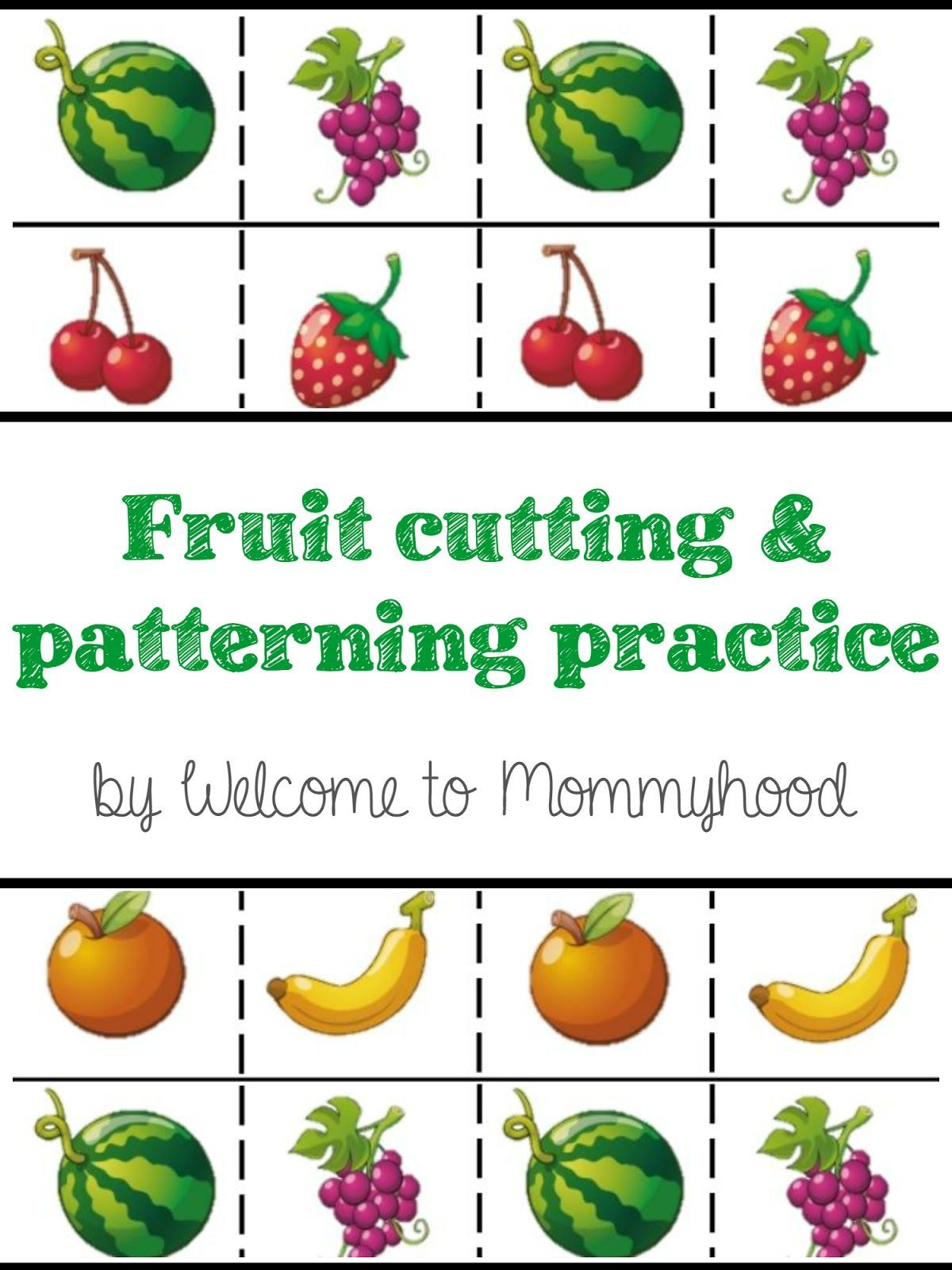 Image Result For Patterning Activities For Preschoolers