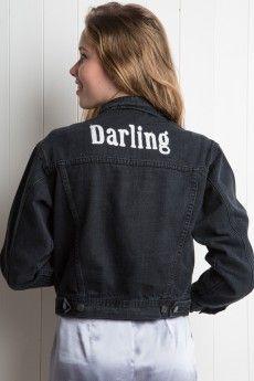 Amara Darling Denim Jacket